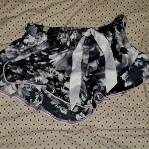 New silky VS shorts fits small as well